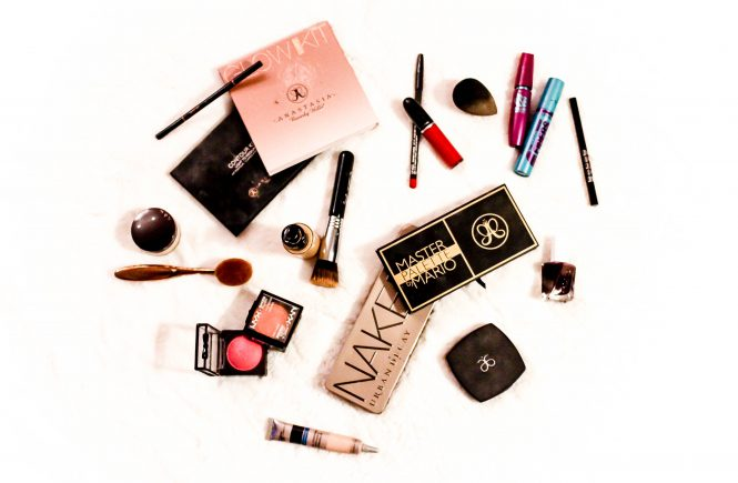 LNL love 'n' labels: friday favorites - fave makeup products