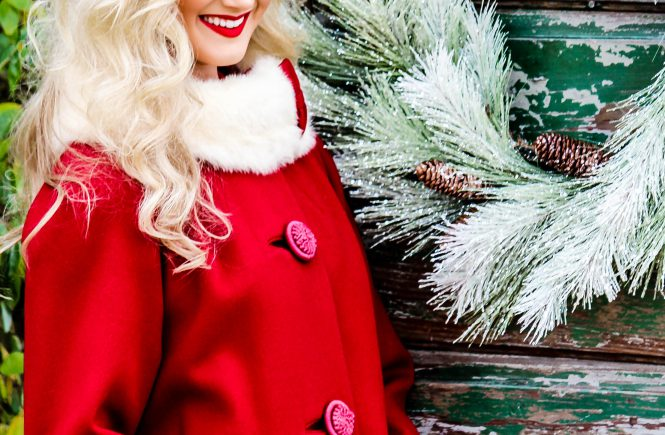 LNL love 'n' labels blog: Holiday Style - Mrs. Clause Inspired