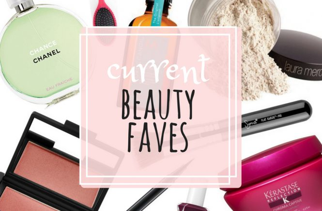 LNL love 'n' labels: current beauty favorites
