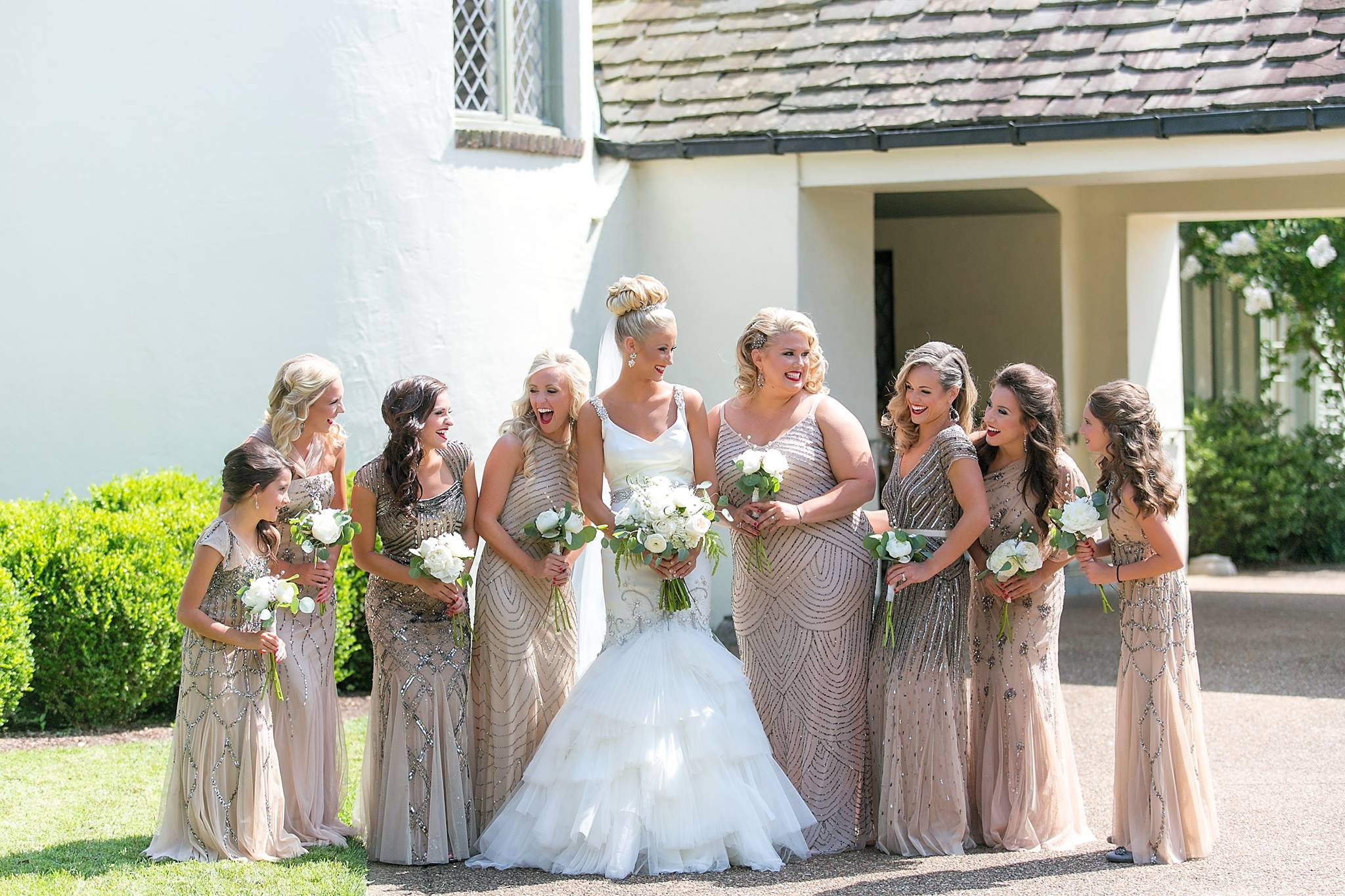 Wedding Wednesday Introducing Bridal Party | love 'n' labels www.lovenlabels.com