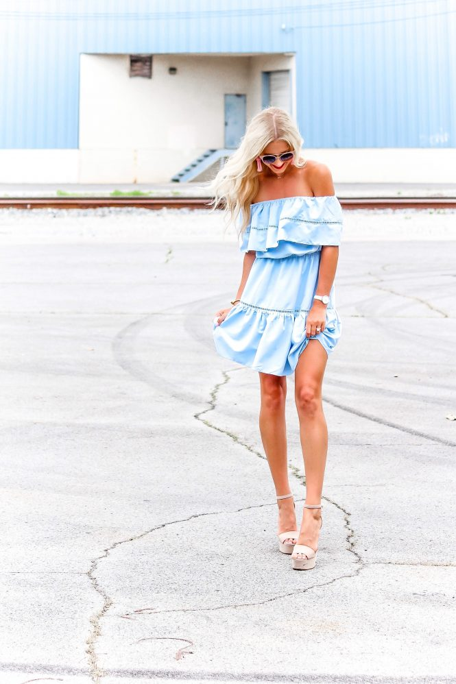 Summer Pastel Dresses   love 'n' labels www.lovenlabels.com