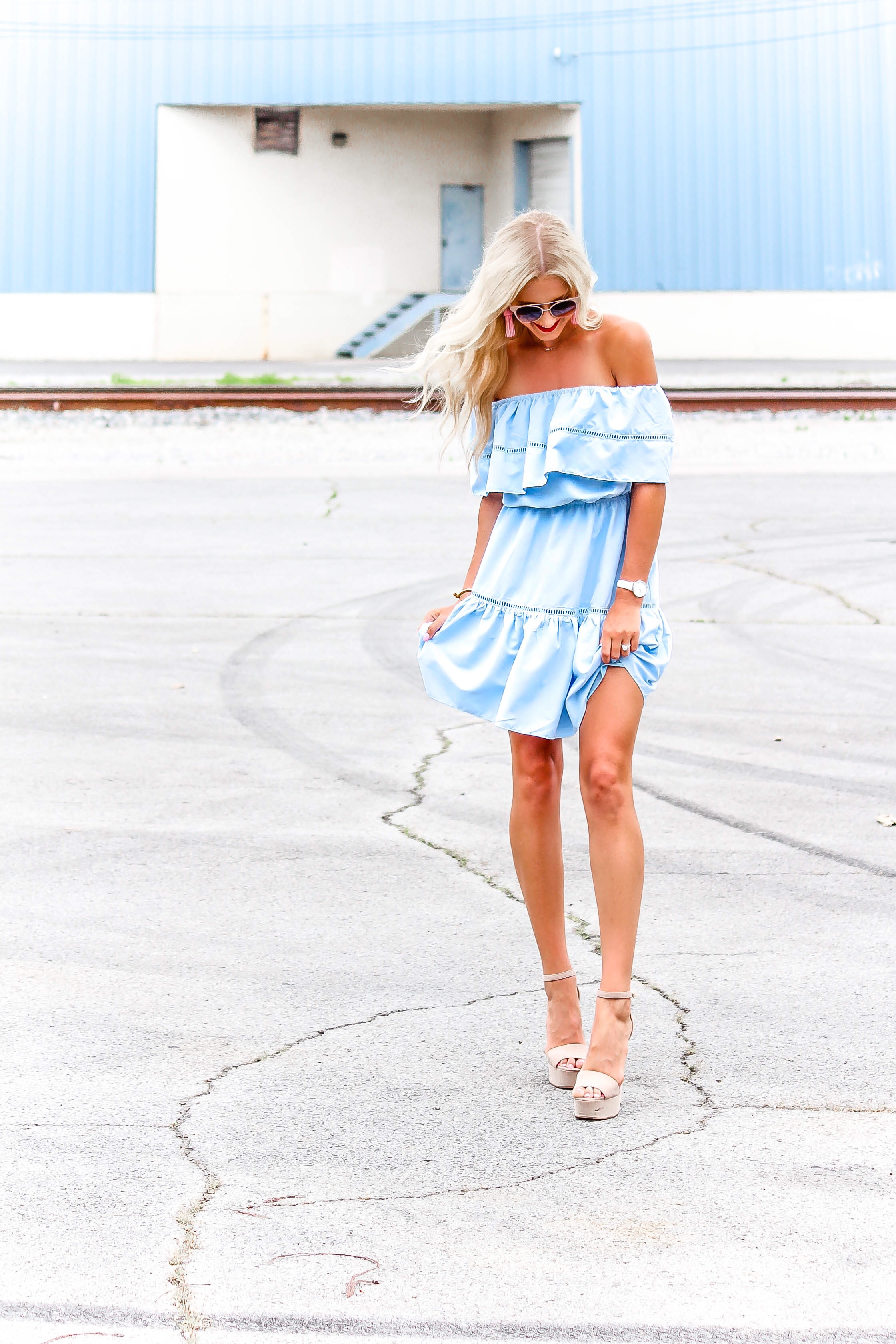 Summer Pastel Dresses | love 'n' labels www.lovenlabels.com
