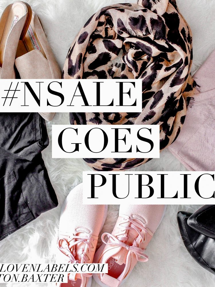 #NSale Goes Public + My Purchases and Reviews | love 'n' labels www.lovenlabels.com