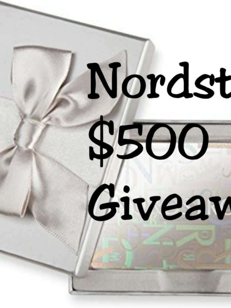 Preparing for the Nordstrom #NSALE + $500 Giveaway | LOVE 'N' LABELS WWW.LOVENLABELS.COM