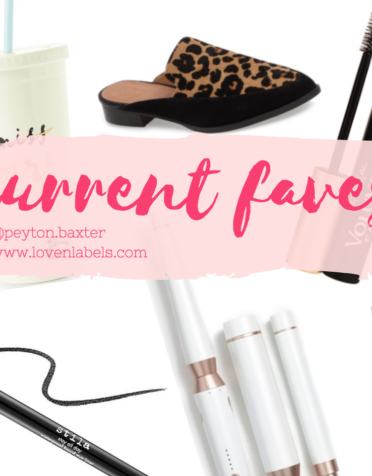 Current Faves | love 'n' labels www.lovenlabels.com