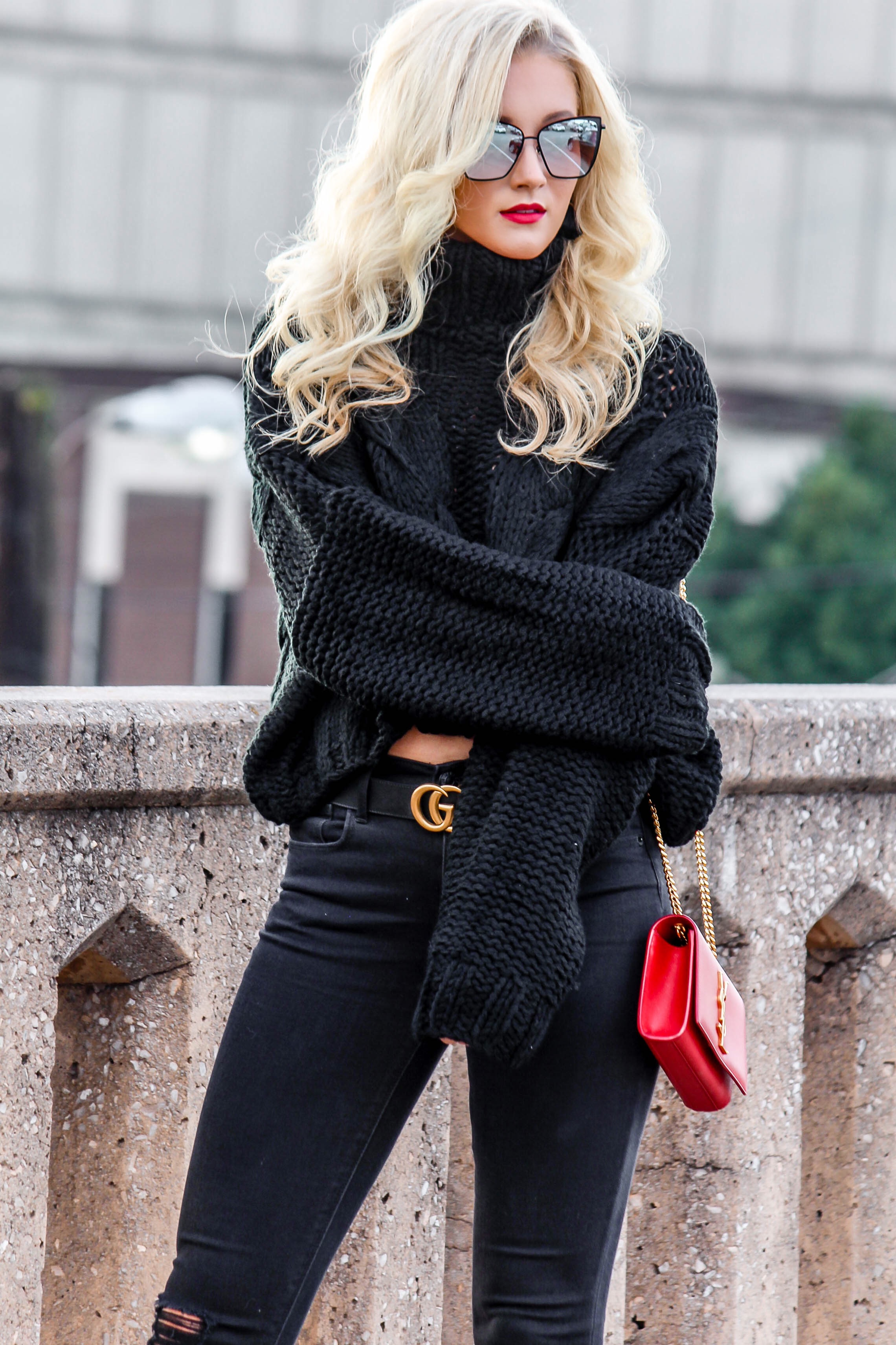 Cable Knit Sweaters for Fall | love 'n' labels www.lovenlabels.com