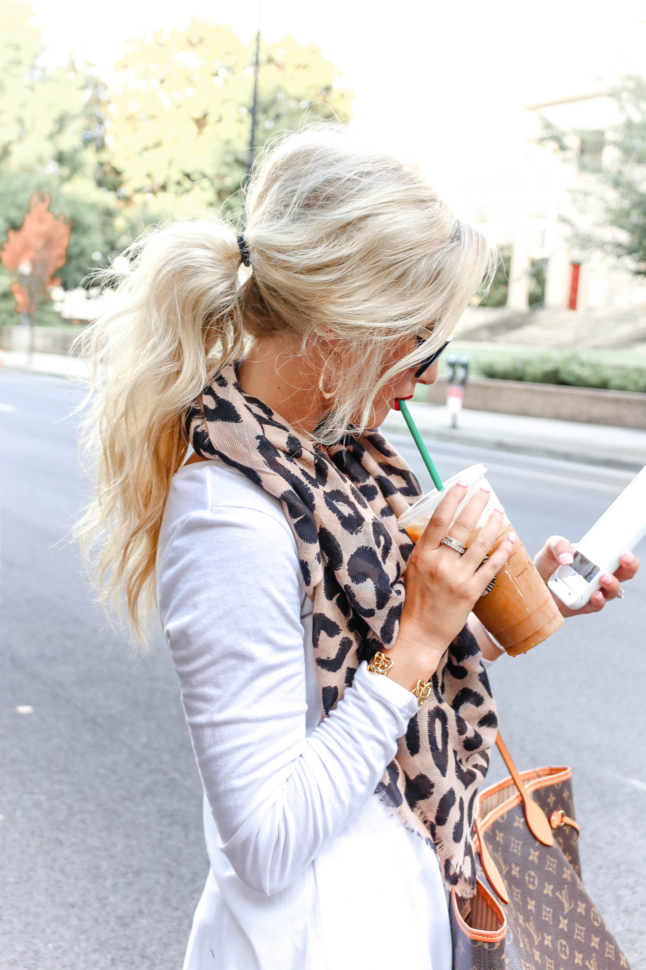 Transitional Fall Outfit + A Prayer for This World | love 'n' labels www.lovenlabels.com