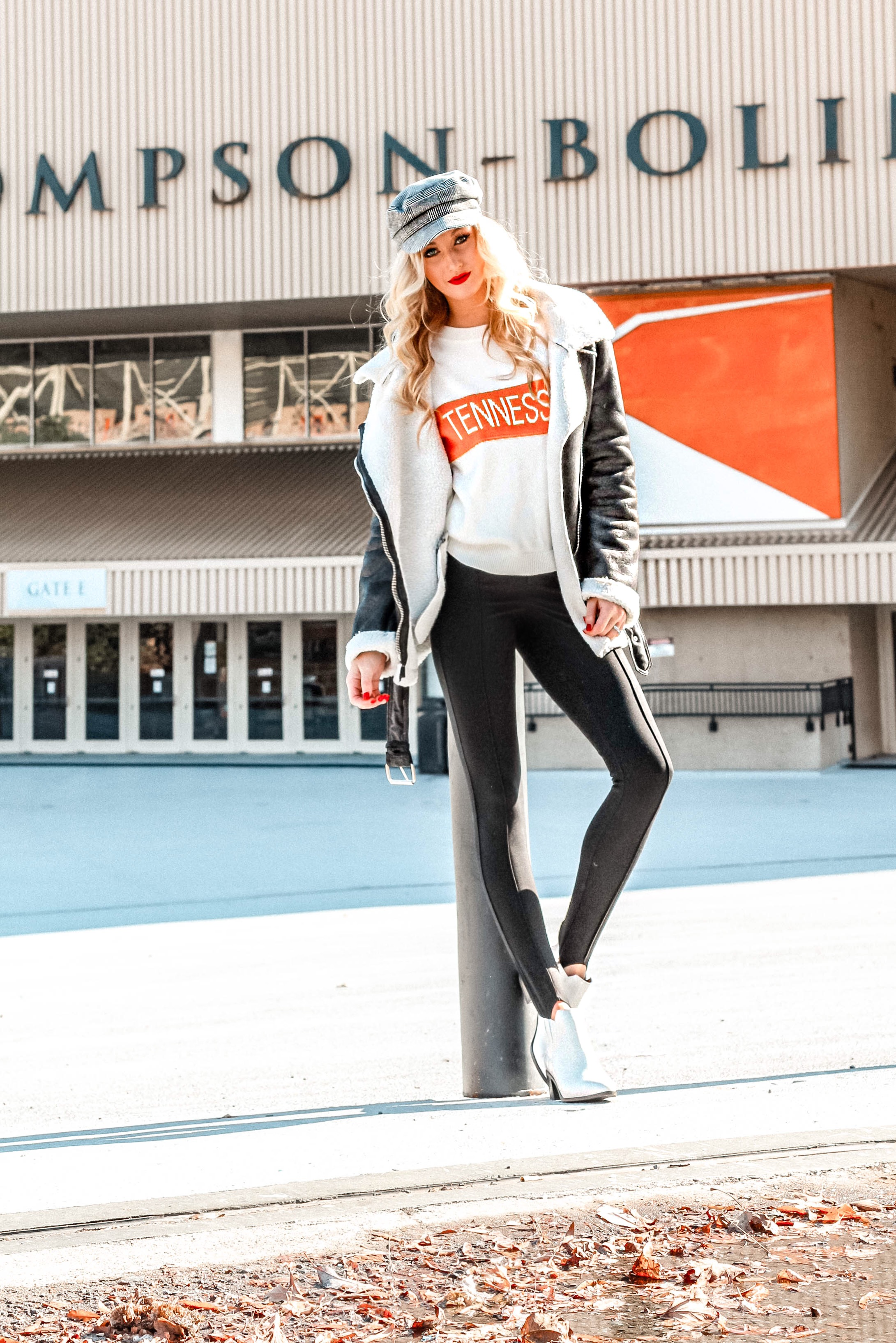 How to Look Stylish (& Stay Warm) During Basketball Season | love 'n' labels www.lovenlabels.com