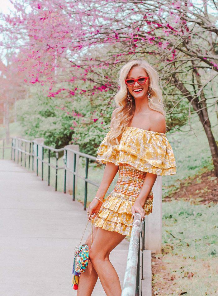 Best Dresses for Spring Weddings | love 'n' labels www.lovenlabels.com