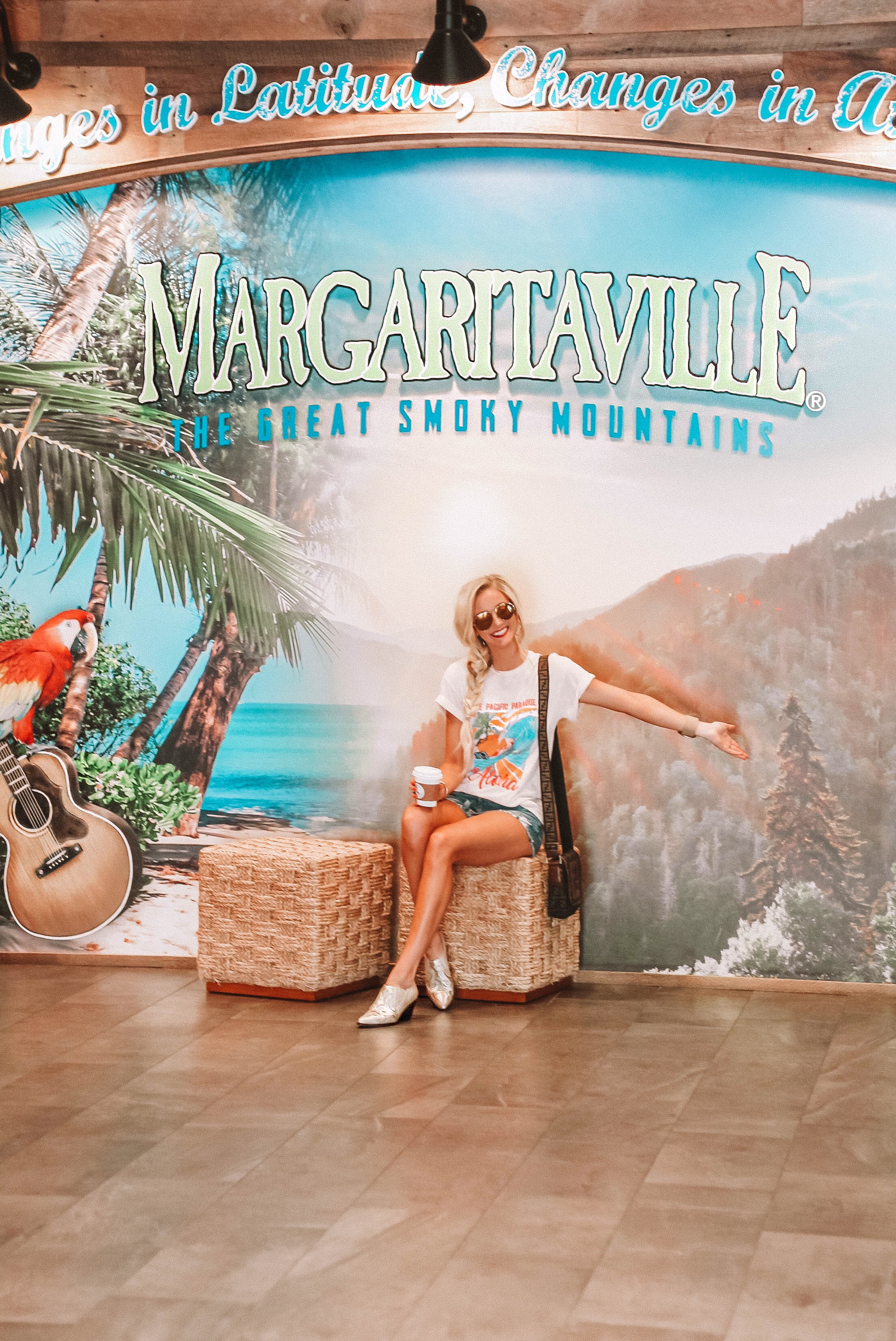 Weekend Staycation at Margaritaville Island Hotel | love 'n' labels www.lovenlabels.com