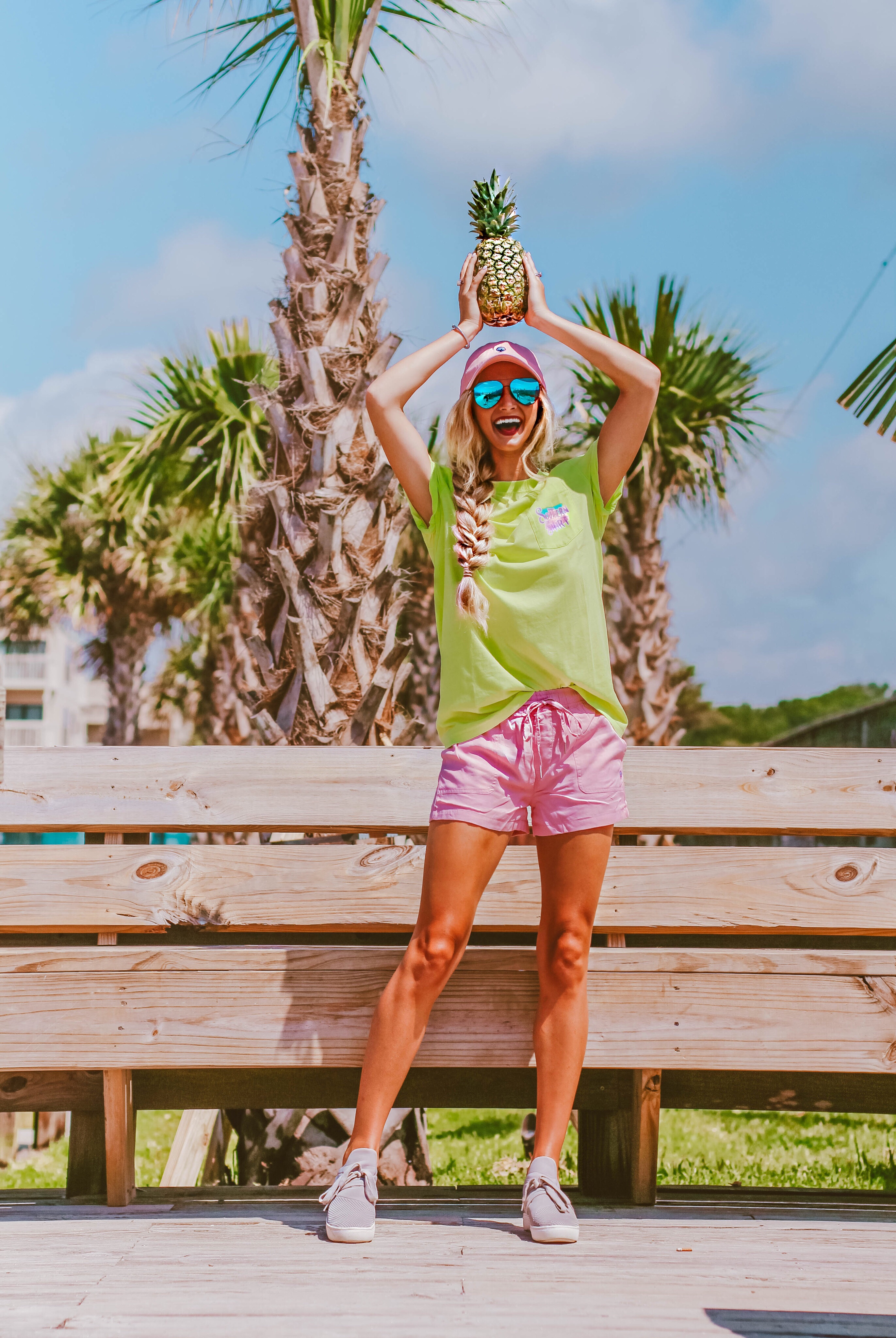 Summer Staples with Southern Shirt | www.lovenlabels.com