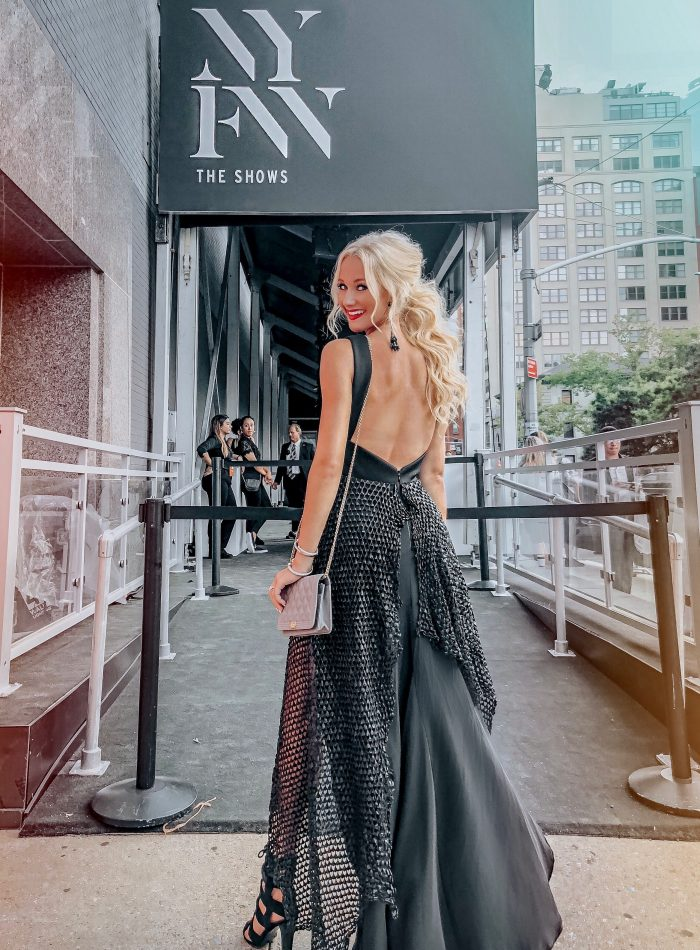 New York Fashion Week Recap - September 2018 | love 'n' labels www.lovenlabels.com