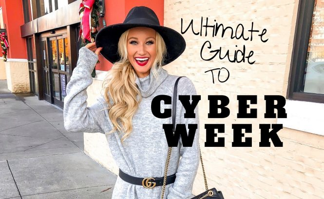 Ultimate Guide to 2018 CYBER WEEK SALES | love 'n' labels www.lovenlabels.com